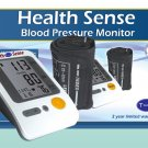 Heart Sense Upper Arm Automatic Measure Blood Monitor
