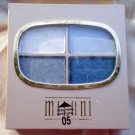 MILANI SHADOW WEAR EYE SHADOW/SHADOW QUAD*#05 DENIM BLUES*NEW*RARE