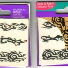 NAILENE TEMPORARY TATTOOS - Body Art # 77141E
