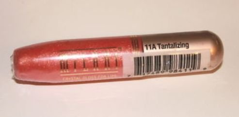MILANI Crystal Gloss for Lips - TANTALIZING 11A - New & Sealed
