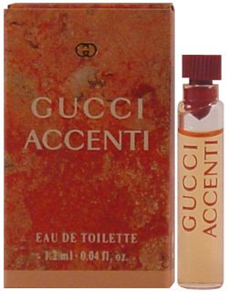 Best Deal - Lot of 3 Accenti EDT Vial 0.04 oz/1.2 ml In Box