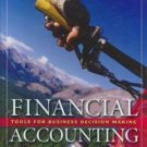 Financial Accounting: Tools for Business Decision Making by Paul D. Kimmel 0471730513
