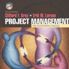 Project Management 2nd Edition by Clifford F. Gray 0072833483