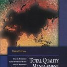 Total Quality Management 3rd Edition by Dale H. Besterfield 0130993069