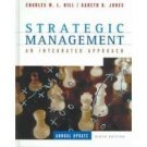 Strategic Management: An Integrated Approach 6th Ed. by Charles Hill 0618543686