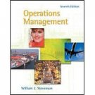 Operations Management 7th Edition by William J. Stevenson 0072443901