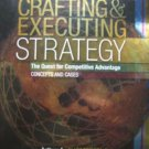 Crafting and Executing Strategy 15th Ed. by Arthur A. Thompson 0072969431