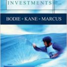 Investments 7th Ed. by Zvi Bodie 007331465X