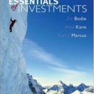 Essentials of Investments 6th Ed. by Zvi Bodie 0073226386