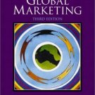Global Marketing 3rd Ed. by Keegan, Warren J. 0130669989