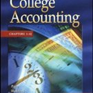 College Accounting: Chapters 1-25 by Horace R. Brock 0072977892