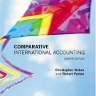 Comparative International Accounting 8th by Christopher Nobes 0273687530