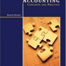 Advanced Accounting: Concepts and Practice 8th by Pahler 0324183437