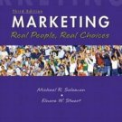 Marketing 3rd by Elnora W. Stuart 0130351342