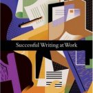 Successful Writing at Work by Philip C. Kolin 0618481117