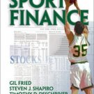 Sport Finance by Gil Fried 0736001832