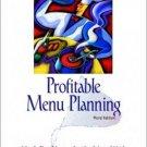 Profitable Menu Planning 3rd by Jennifer Adams Aldrich 0130891649
