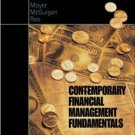 Contemporary Financial Management by Charles Moyer 0324015771