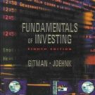 Fundamentals of Investing 8th by Lawrence J. J. Gitman 0321088085