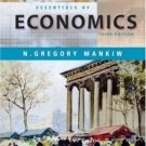 Essentials of Economics 3rd by N. Gregory Mankiw 0324171919
