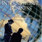 The Cultural Dimension of International Business 5th by Gary Ferraro 0131927671