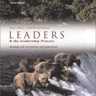 Leaders & The Leadership Process 3rd by John W. Newstrom 0072482567
