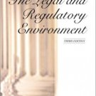 Legal and Regulatory Environment 3rd by Cheeseman 0130330264