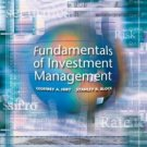 Fundamentals of Investment Management 7th by Geoffrey A. Hirt 0072817321