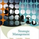 Strategic Management: Creating Competitive Advantage 3rd by Gregory G. Dess 007326721X