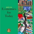 Microeconomics for Today 4th by Irvin B. Tucker 0324301928
