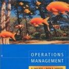 Operations Management by R. Dan Reid 0471320110
