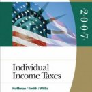 West Federal Taxation 2007: Individual Income Taxes 30th by William H. Hoffman 0324399618