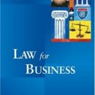 Law for Business 15th by Janet Ashcroft 0324261063