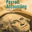 Payroll Accounting 2007 17th by Bernard J. Bieg 0324638248