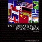 International Economics 10th by Robert Carbaugh 0324205910