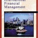 International Financial Management 7th by Madura 032416551X