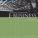 Creating a Winning E-Business 2nd by H. Albert Napier 0619217421