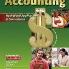 Glencoe Accounting Advanced Course by Glencoe McGraw-Hill 007874038X