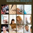 Marketing Research 9th by David A. Aaker 0470050764