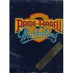 Marketing: Concepts and Strategies 12th by William M. Pride 0618192425