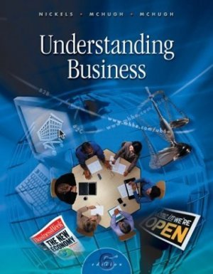 Understanding Business 6th by William G Nickels 0072862785
