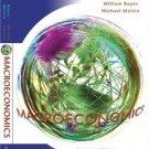 Macroeconomics 7th by William Boyes 0618761276