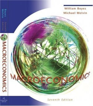 Macroeconomics 7th by William Boyes 0618761276