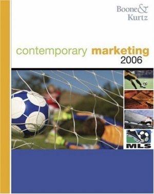 Contemporary Marketing, 2006 12th by Louis E. Boone 0324316674