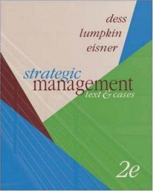 Strategic Management 2nd by Alan B. Eisner 0073136174
