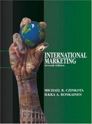 International Marketing 7th by Ilkka A. Ronkainen 0324190468