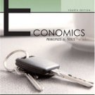 Economics: Principles and Tools 4th by Arthur O'Sullivan 0131479717