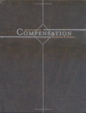 Compensation 7th by Milkovich 0072436719