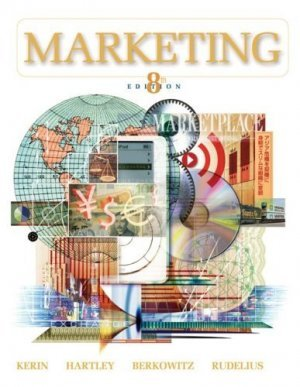 Marketing 8th by Eric N. Berkowitz 0073080152