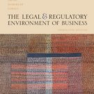 Legal and Regulatory Environment of Business 13th by Reed 0072980095